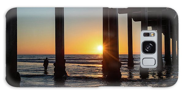 Scripps Pier Galaxy Case