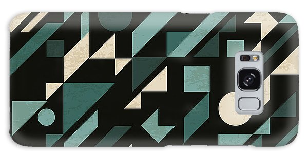 Form Galaxy Case - Seamless Abstract Pattern With by Magnia