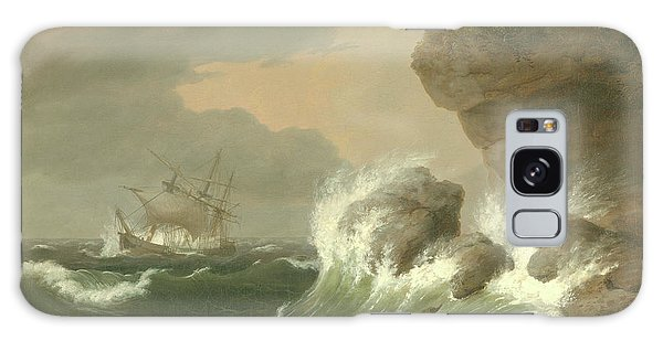 Seascape, 1835 Galaxy Case