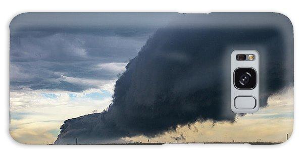 September Thunderstorms 003 Galaxy Case