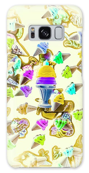 Tasty Galaxy Case - Served Ice-cream Cold by Jorgo Photography - Wall Art Gallery