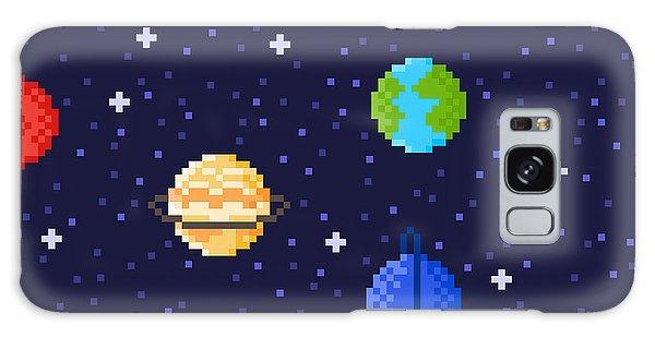 Venus Galaxy Case - Set Of Solar System Planets Mercury by Maria Zvonkova
