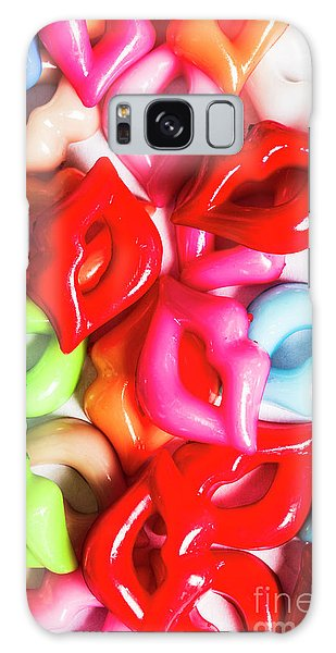 Erotic Galaxy Case - Sexy Lips  by Jorgo Photography - Wall Art Gallery