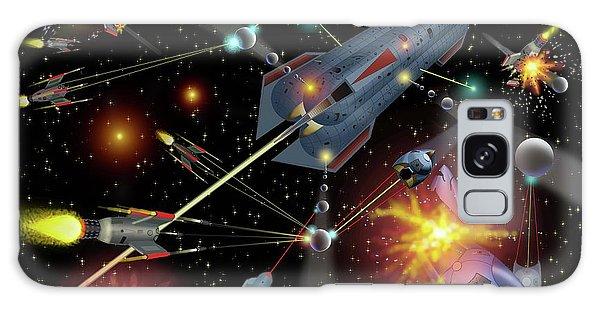 Sferogyls Space Battle Group Galaxy Case