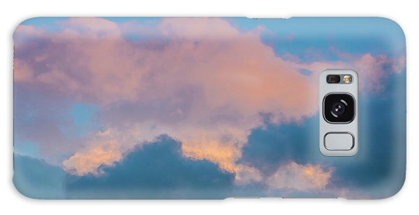 Shades Of Clouds Galaxy Case