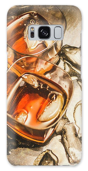 Splash Galaxy Case - Shaken Not Stirred by Jorgo Photography - Wall Art Gallery