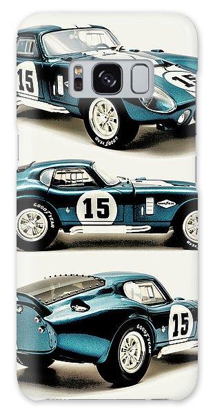 Sports Car Galaxy Case - Shelby Cobra Daytona by Jorgo Photography - Wall Art Gallery