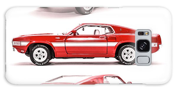 Sport Car Galaxy Case - Shelby Gt500  by Jorgo Photography - Wall Art Gallery