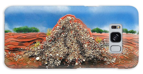 Shell Mound Galaxy Case