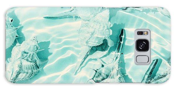 Seaside Galaxy Case - Shell Shallows by Jorgo Photography - Wall Art Gallery