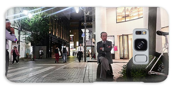 Shinjuku Man Galaxy Case
