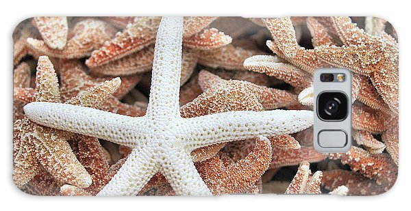 Show Off Starfish Galaxy Case