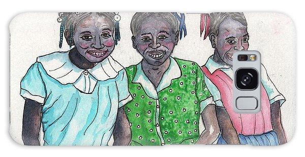 Shy Girls From South Alabama Galaxy Case
