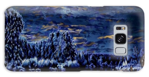 Silent Moments Galaxy Case