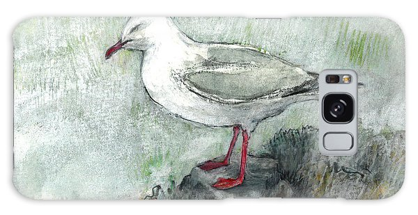 Silver Gull Galaxy Case