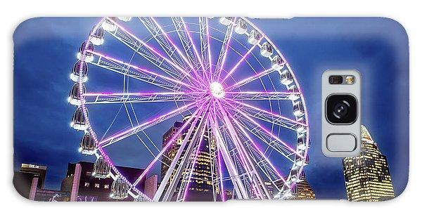 Skystar Ferris Wheel Galaxy Case