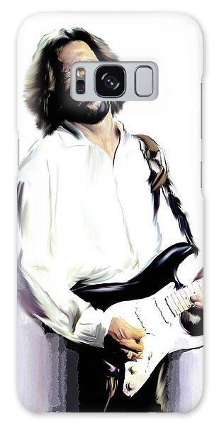Slow Hand  Eric Clapton Galaxy Case
