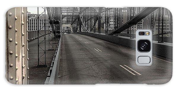 Smithfield Street Bridge Galaxy Case