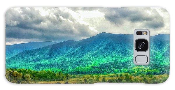 Smoky Mountain Farm Land Galaxy Case