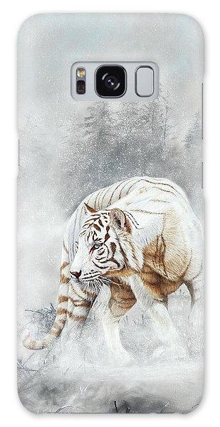 Snow Tiger Galaxy Case
