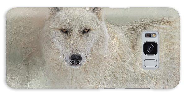 Snow Wolf Galaxy Case
