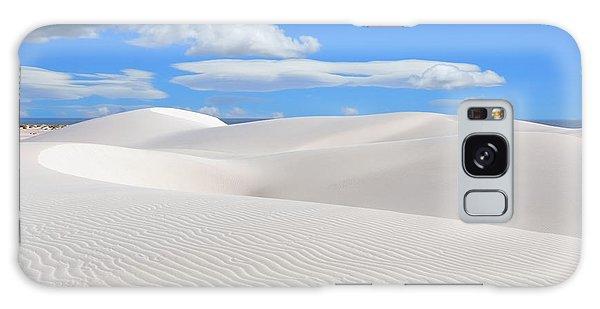 Scenery Galaxy Case - Socotra, Yemen, White Sand Dunes In by Oleg Znamenskiy