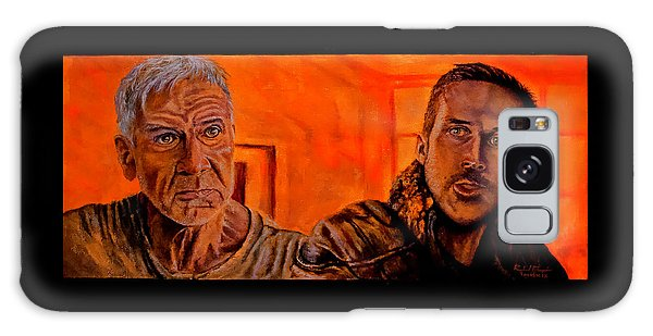 Gosling Galaxy Case - Sometimes You Gotta Be A Stranger by Roland Miguel