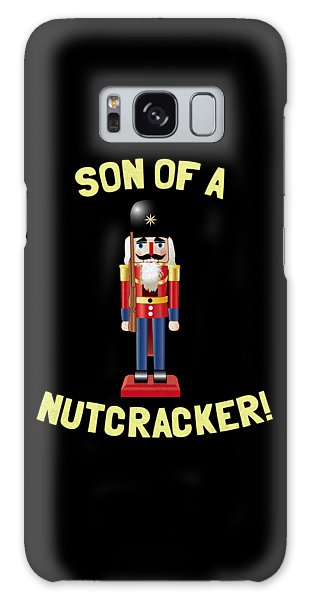 Son Of A Nutcracker Galaxy Case