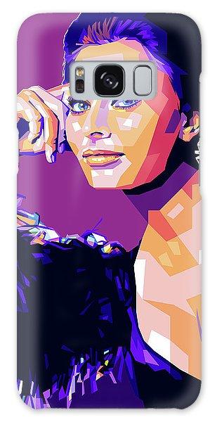 Sophia Loren Pop Art Galaxy Case