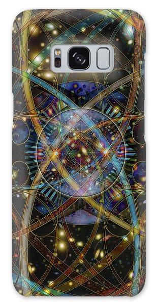 Sourcerer Galaxy Case