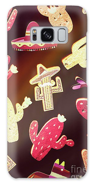 Moustache Galaxy Case - Southern Flavors  by Jorgo Photography - Wall Art Gallery