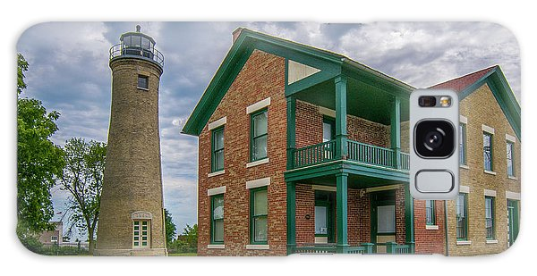 Southport Lighthouse  Galaxy Case