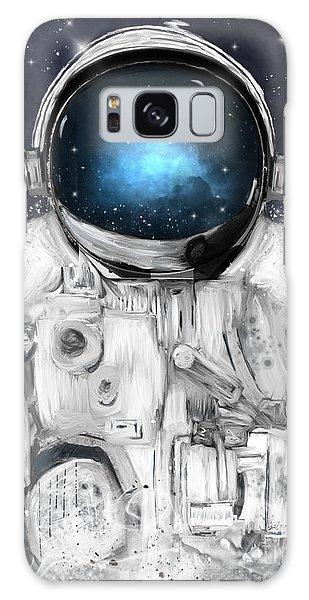 Astronaut Galaxy Case - Space Adventurer  by Bri Buckley