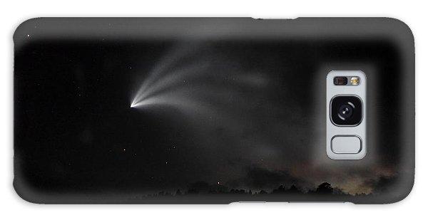 Space X Rocket Galaxy Case