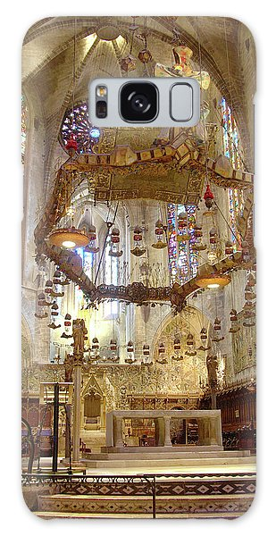 Spanish Cathedral Galaxy Case