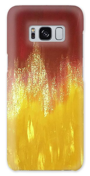 Sparky  Galaxy Case