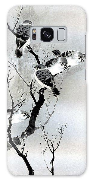 Sparrows Galaxy Case
