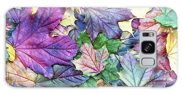 Form Galaxy Case - Special Colored Autumn Leaves by Ninii