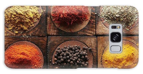Natural Galaxy Case - Spice by Yana Kabangu