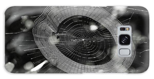 Spinning My Web Galaxy Case