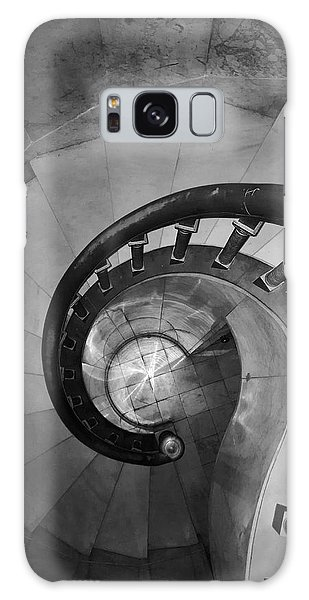 Spiral Staircase, Lakewood  Cemetary Chapel Galaxy Case