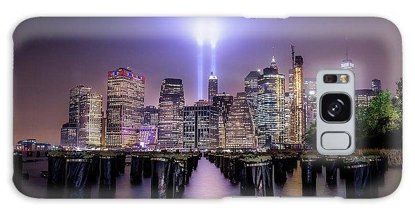 Long Exposure Galaxy Case - Spirit Of New York II by Nicklas Gustafsson