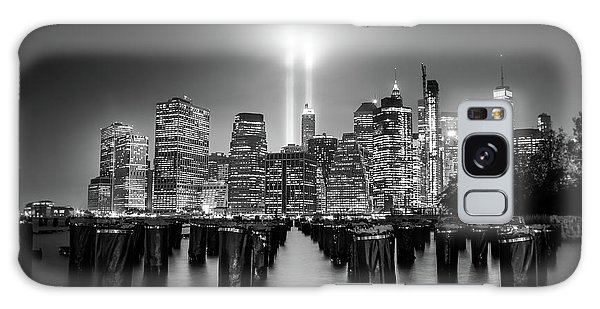 Long Exposure Galaxy Case - Spirit Of New York by Nicklas Gustafsson