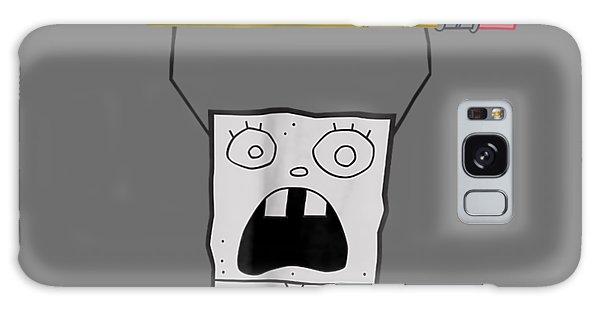 Girl Galaxy Case - Spongebob Squarepants Doodlebob Me Hoy Minoy T-shirt by Unique Tees