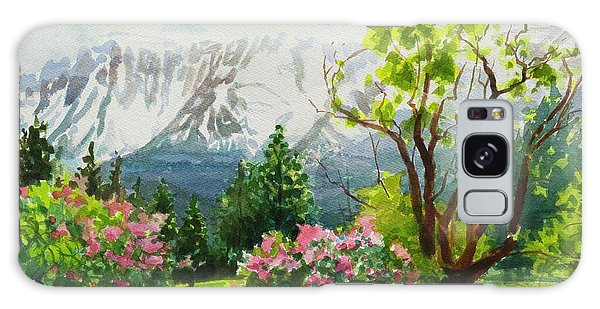Joseph Galaxy Case - Spring In The Wallowas by Steve Henderson