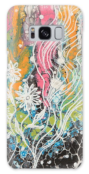 Spring Is In The Air Galaxy Case