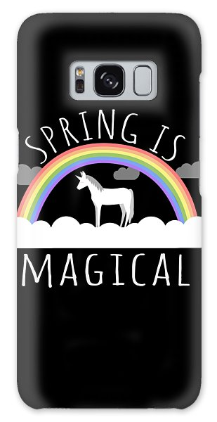 Spring Is Magical Galaxy Case