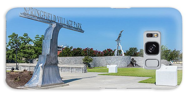 Springfield Village Park - Augusta Ga Galaxy Case