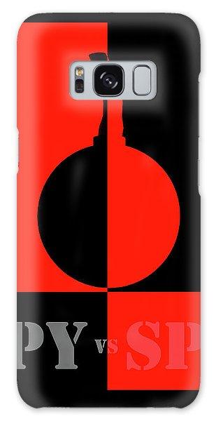 Sixties Galaxy Case - Spy Vs Spy by Bob Orsillo