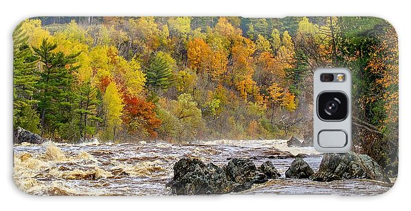 St. Louis River At Jay Cooke Galaxy Case
